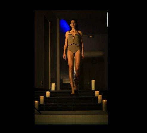 Marion Bartoli, en mode mannequin !