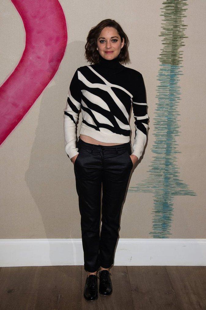 Photos : Marion Cotillard devient une Lady écossaise pour son anniversaire