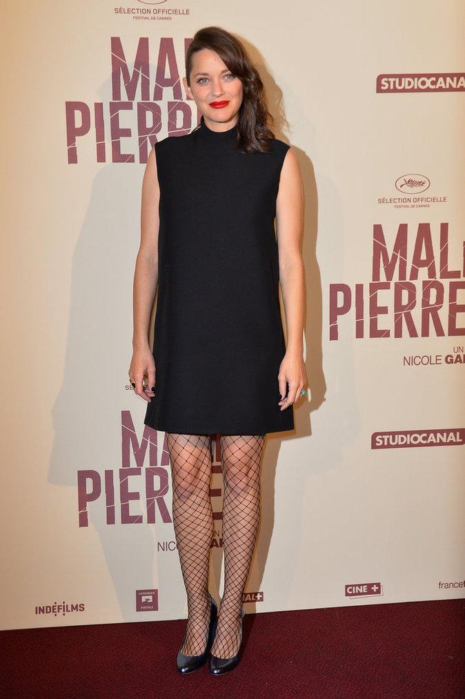 Photos : Marion Cotillard : sublime, elle affiche son baby-bump sur tapis rouge !