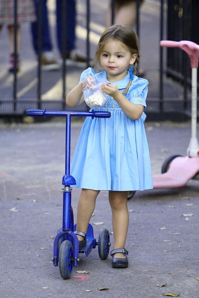Tabitha Broderick le 7 octobre 2012 à New York