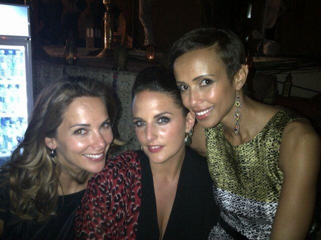 Mélissa, Hélène et Sonia