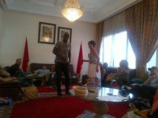Omar et Florence