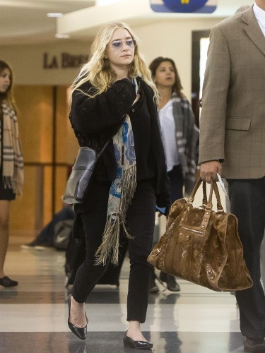 Ashley Olsen, bien ravagée...
