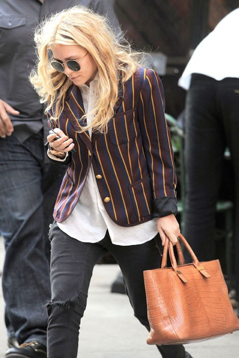 L'une des fashionistas les plus puissantes au monde...
