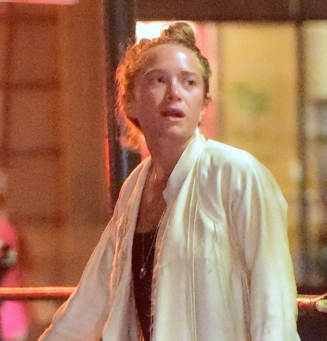 Mary-Kate Olsen à New-York le 19 août 2015