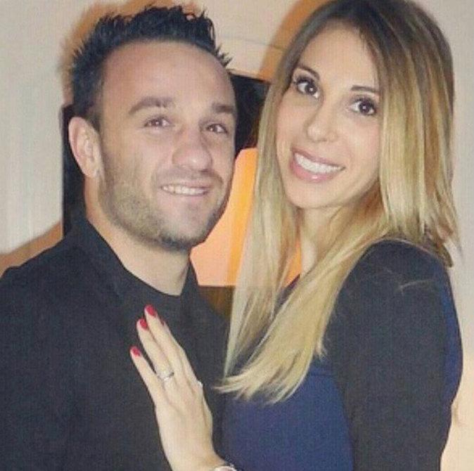 Mathieu et Fanny sont en couple depuis 2009