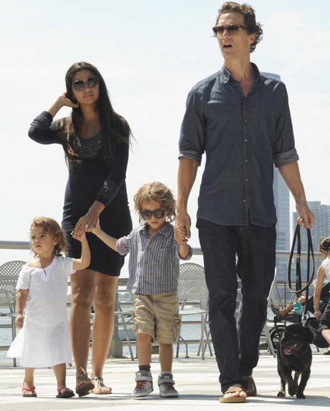 Une famille au top !
