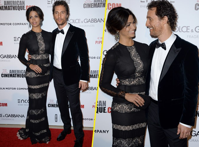 Photos : Matthew McConaughey et Camila Alves : duo amoureux et glamour !
