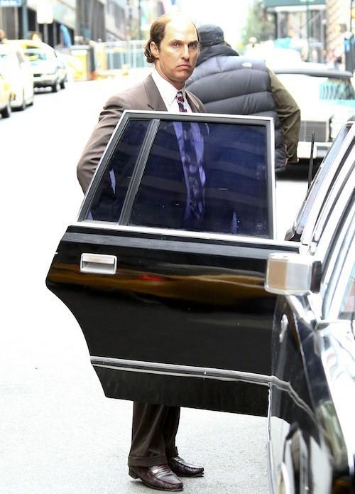 Photos : Matthew McConaughey méconnaissable dans son nouveau film !