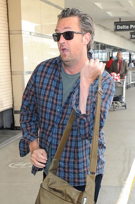 Matthew Perry a bien changé !