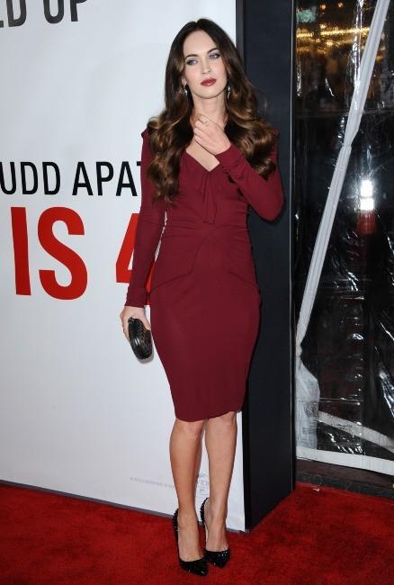 Megan Fox le 12 décembre 2012 à Los Angeles