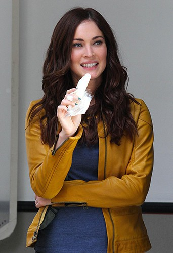 Megan Fox à New-York le 24 juillet 2013