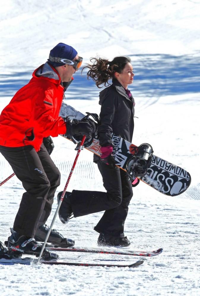 """Rassurez-vous, ce n'est pas le remake ricain des """"Bronzés font du ski"""" !"""