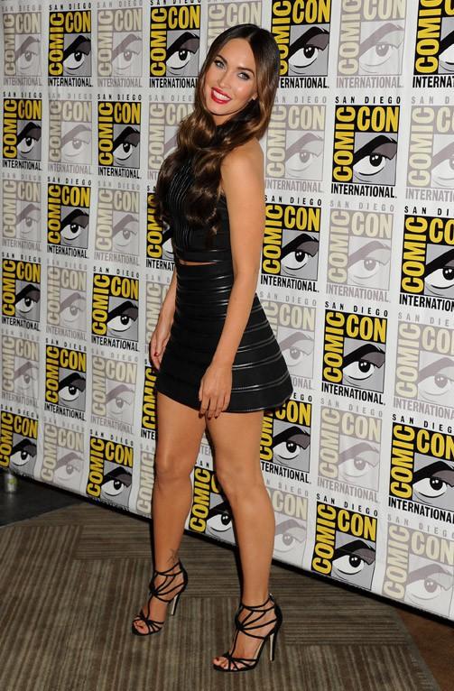 Megan Fox au Comic-Con de San Diego le 24 juillet 2014