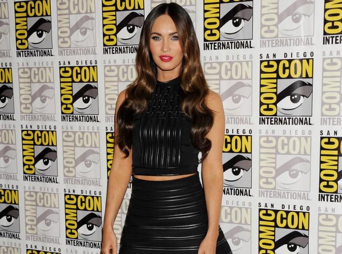Megan Fox : super sexy girl pour présenter son nouveau blockbuster au Comic-Con de San Diego !