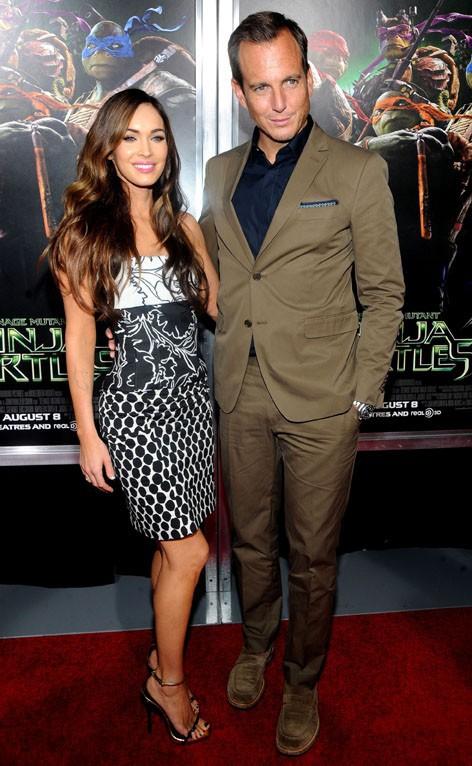 """Megan Fox à l'avant-première de """"Ninja Turtles"""" organisée à New-York le 6 août 2014"""