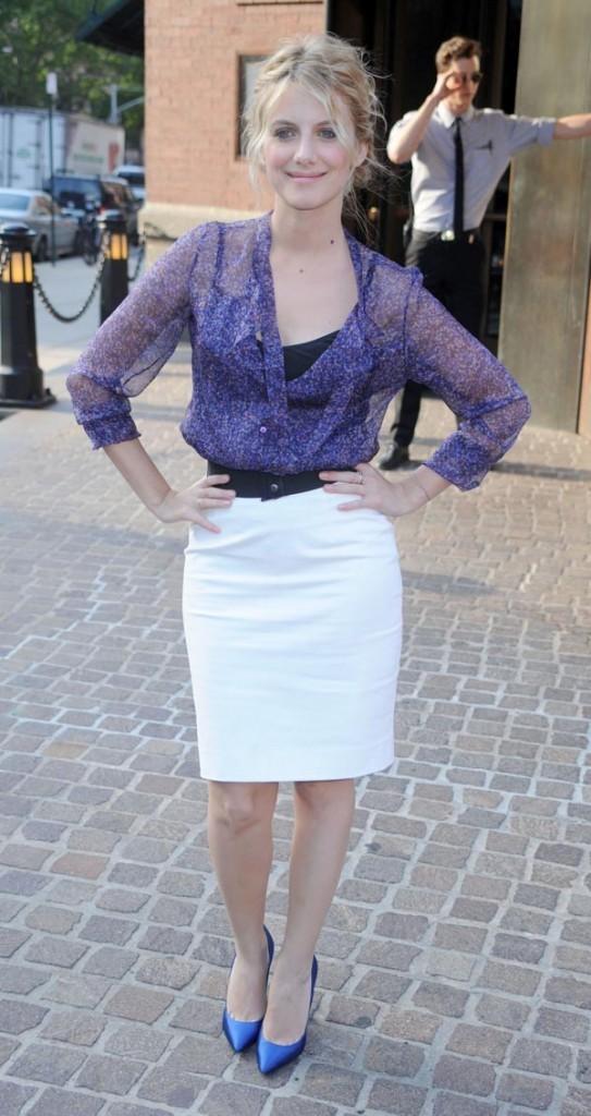La maîtresse de cérémonie du Festival de Cannes en toute simplicité !