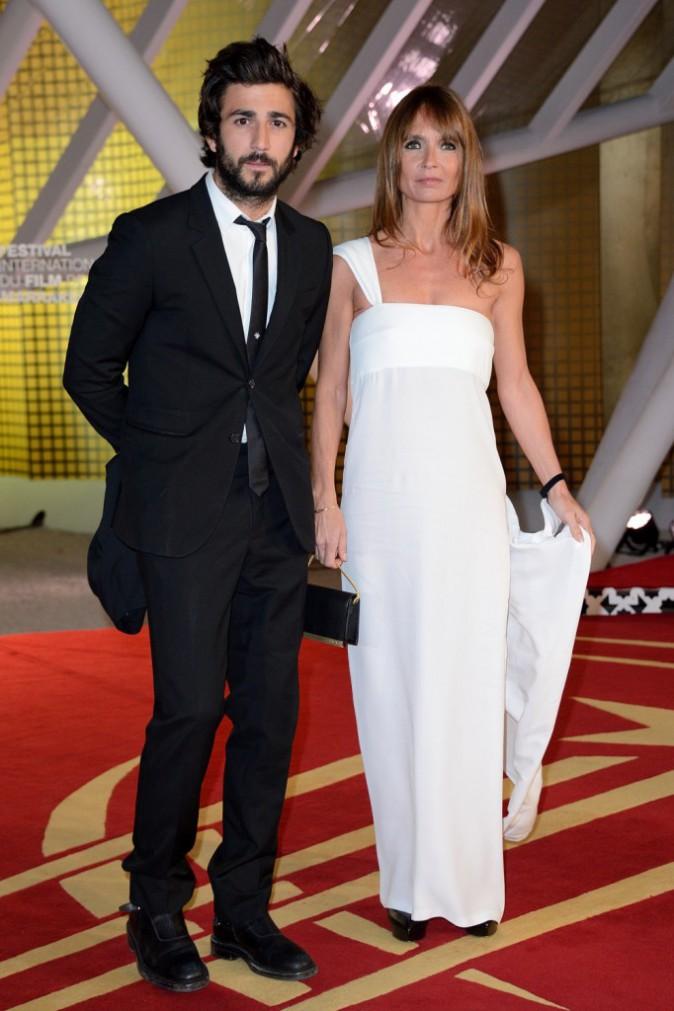 Cyril Paglino et Axelle Laffont