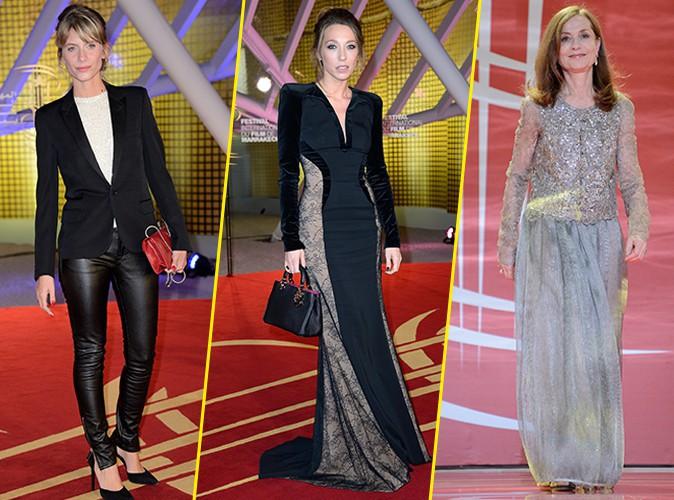 Mélanie Laurent, Laura Smet, Isabelle Huppert : quand Marrakech accueille l'élégance à la française !
