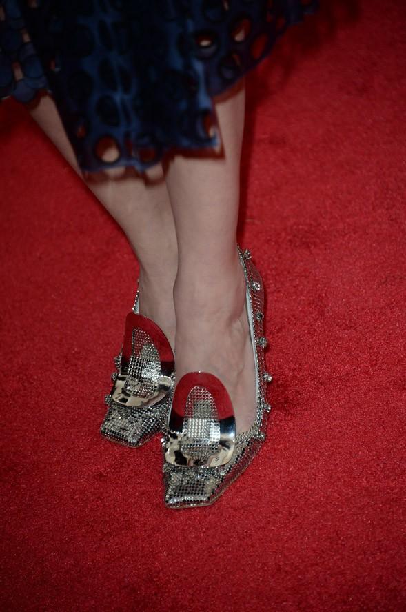 Marion Cotillard au MET Ball organisé à New-York le 5 mai 2014