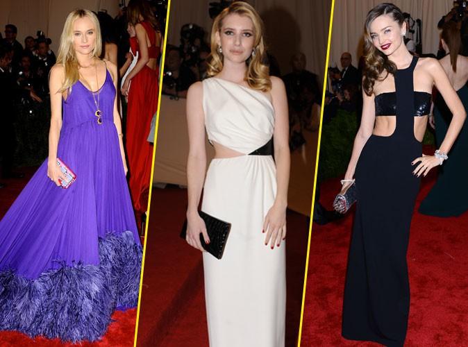 Photos : Met Ball : Rihanna, Beyoncé, Miranda Kerr : retrouvez les top et les flops de ces trois dernières années !