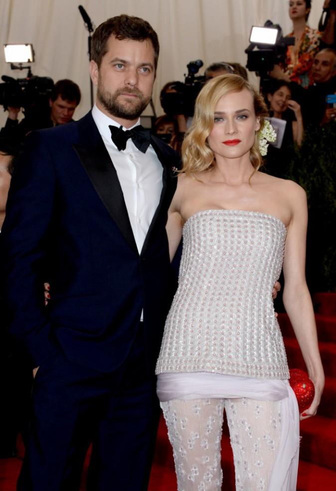 Photos : Met Gala 2015 : Diane Kruger et Joshua Jackson vs Sofia Vergara et Joe Manganiello... Les plus beaux couples de la soirée !