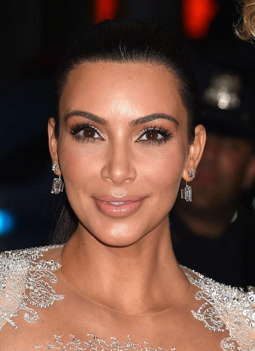 Photos : Met Gala 2015 : Kim Kardashian ose tout devant Kanye West conquis !