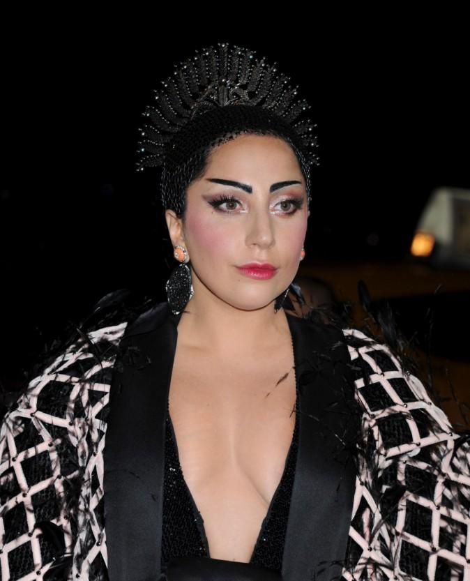 Lady Gaga le 4 mai 2015