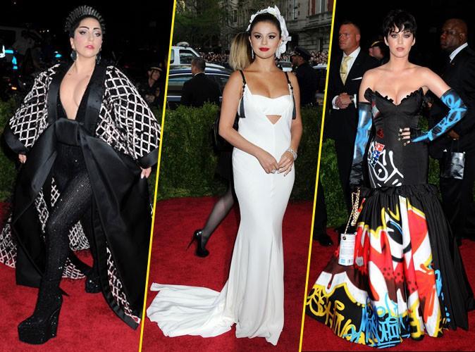 Photos : Met Gala 2015 : Lady Gaga, Selena Gomez, Katy Perry… Une déferlante de stars qui osent tout !