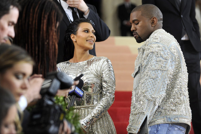 Photos : Met Gala 2016 : Kim Kardashian : Kanye West est incontestablement son pygmalion !