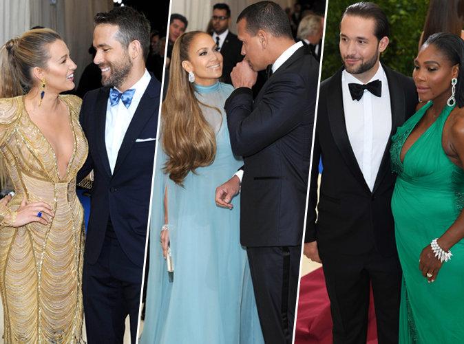 Met Gala 2017 : Blake Lively, Jennifer Lopez, Serena Williams... une soirée placée sous le signe de l'amour !