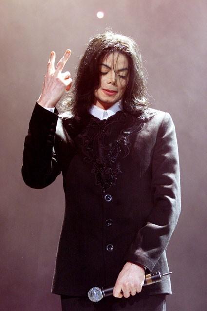 Michael Jackson lors du Day Celebration à Londres, le 7 mars 2001 !