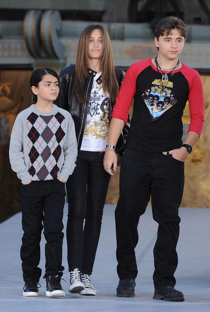 Blanket, Paris et Prince Michael Jr ont bien changé en 3 ans