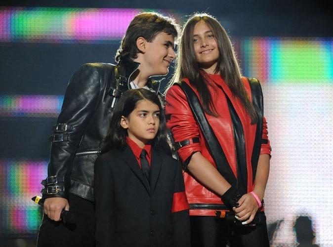 Les enfants de Michael continuent d'honorer la mémoire de leur père