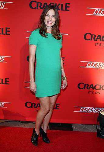 Michelle Monaghan à Los Angeles le 26 septembre 2013