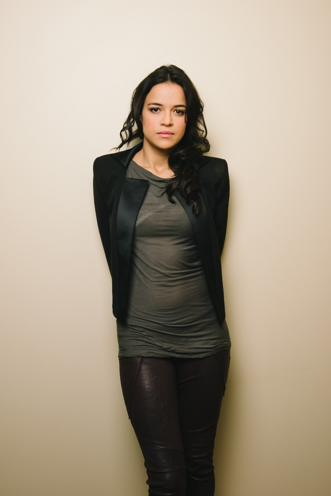 Michelle Rodriguez, Los Angeles, 26 aout 2012.