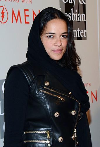 Michelle Rodriguez à Los Angeles le 10 mai 2014