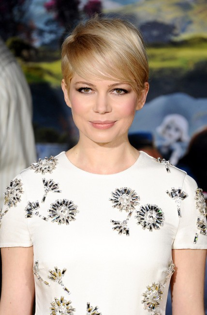Michelle Williams le 13 février 2013 à Los Angeles