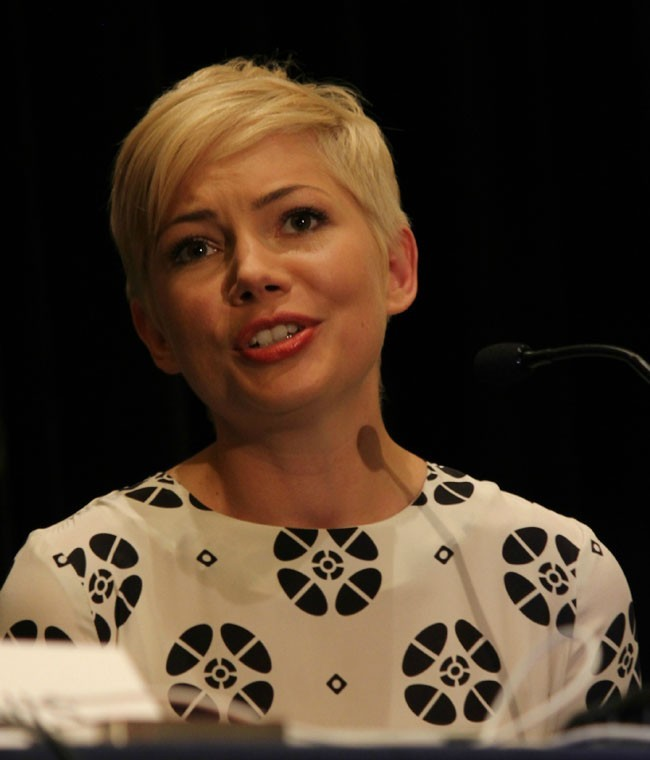 Michelle Williams le 13 juillet 2012 à San Diego