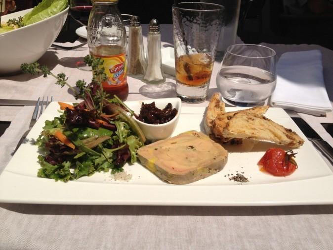 Du foie gras, c'est bon pour la ligne...