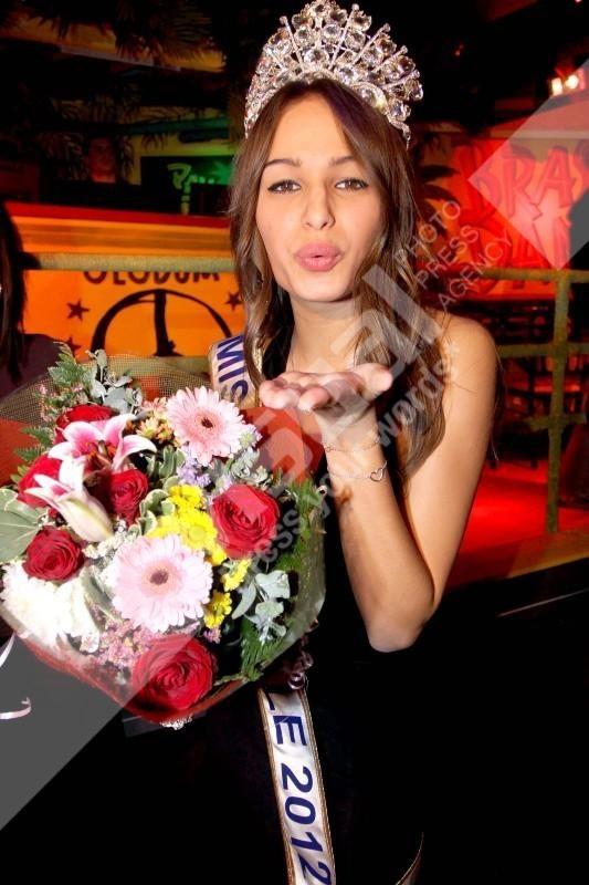 Alicia Santos, Miss Nationale 2012 !