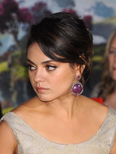Mila Kunis le 13 février 2013 à Los Angeles