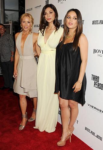 Maria Bello, Moran Atias et Mila Kunis à Los Angeles le 9 juin 2014