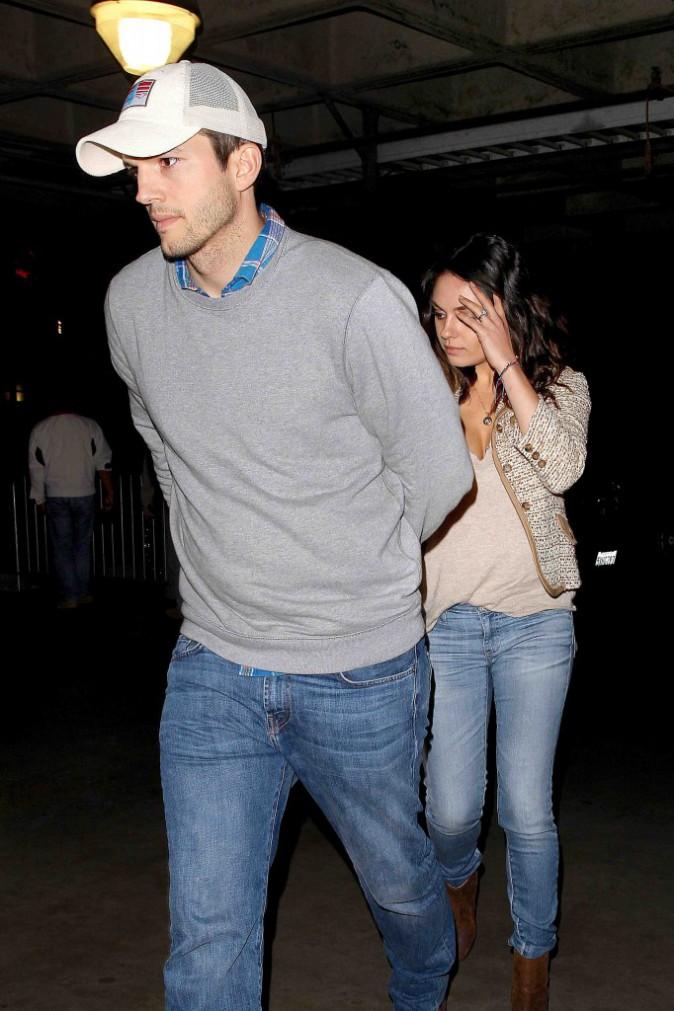 Mila Kunis et Ashton Kutcher : déjà mariés ?