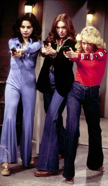 Photos : Mila Kunis dans la série That '70 show