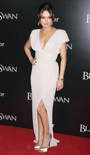 Photos : Mila Kunis pour Black Swan