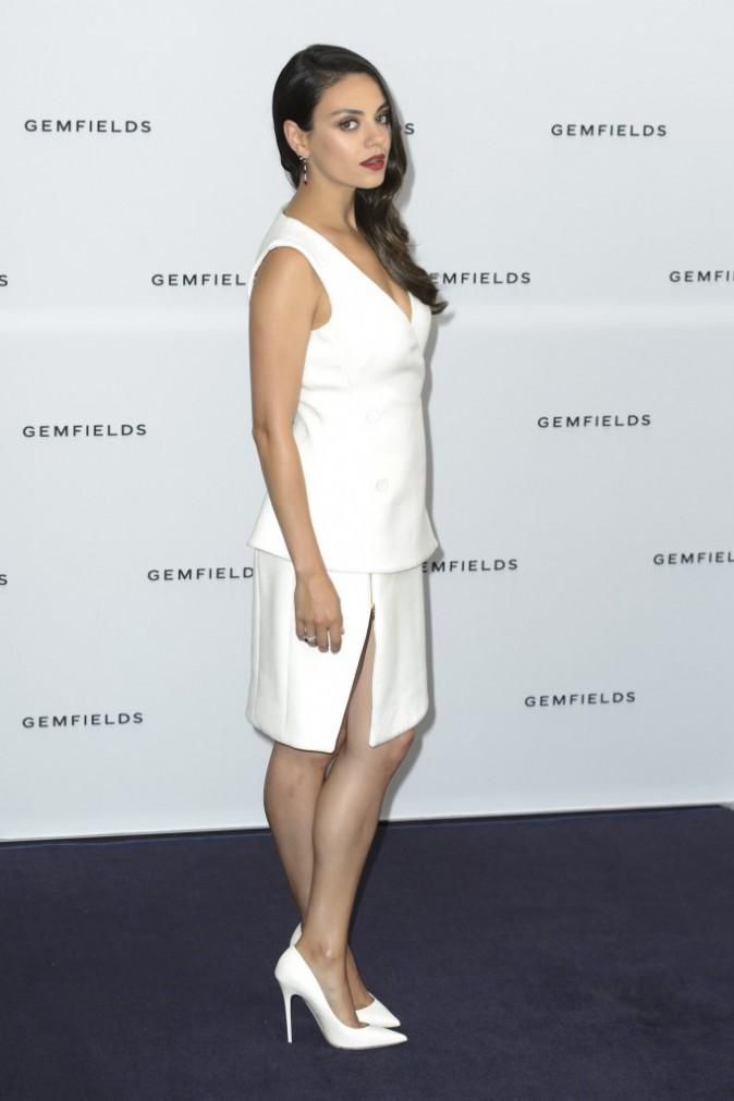Mila Kunis le 23 juin 2015