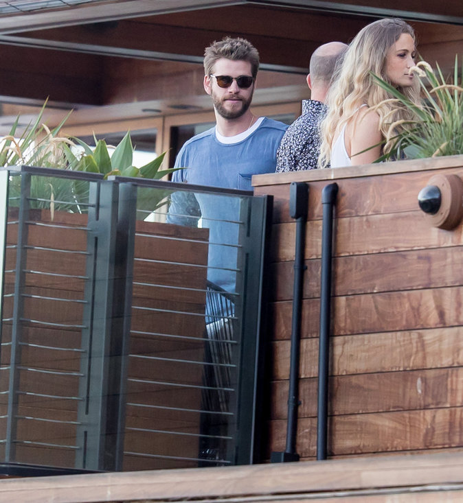 Liam Hemsworth est sexy