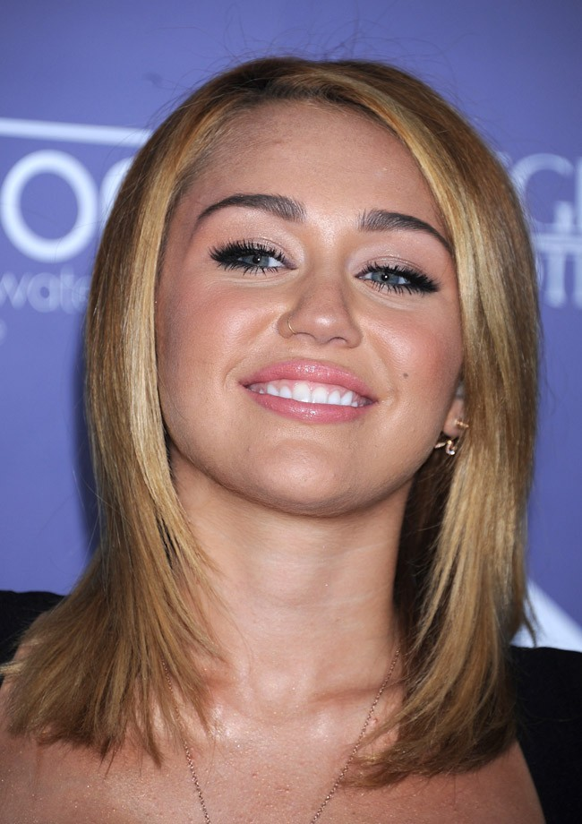 Miley Cyrus le 27 juin 2012 à Los Angeles