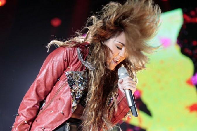 Elle fait ce qu'elle veut avec ses cheveux !
